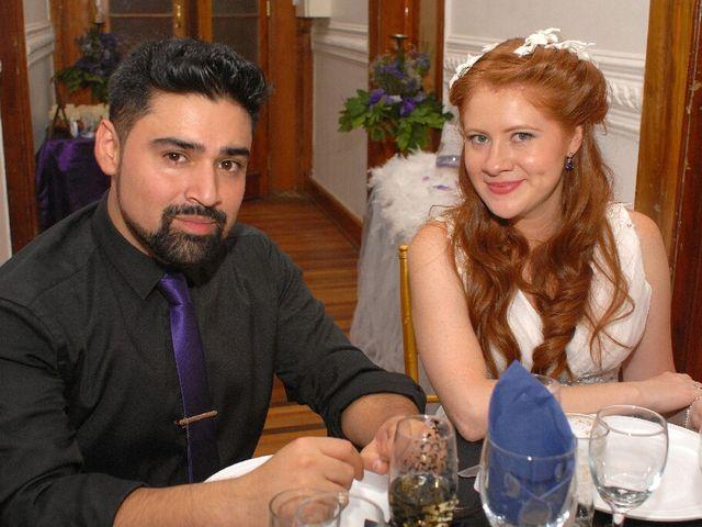 El matrimonio de Pamela  y Gustavo
