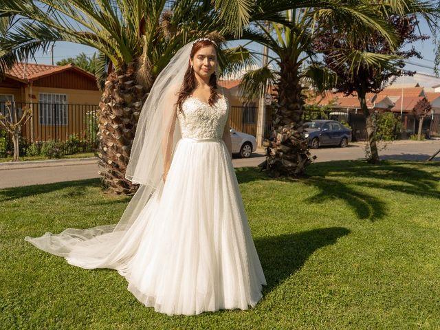 El matrimonio de Ernesto y Karen en Rancagua, Cachapoal 7