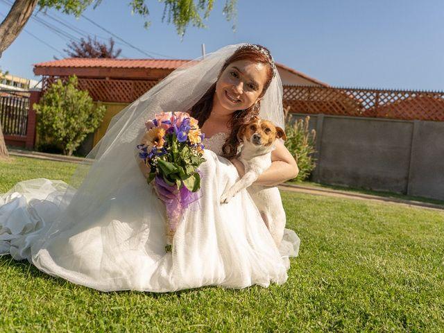 El matrimonio de Ernesto y Karen en Rancagua, Cachapoal 8