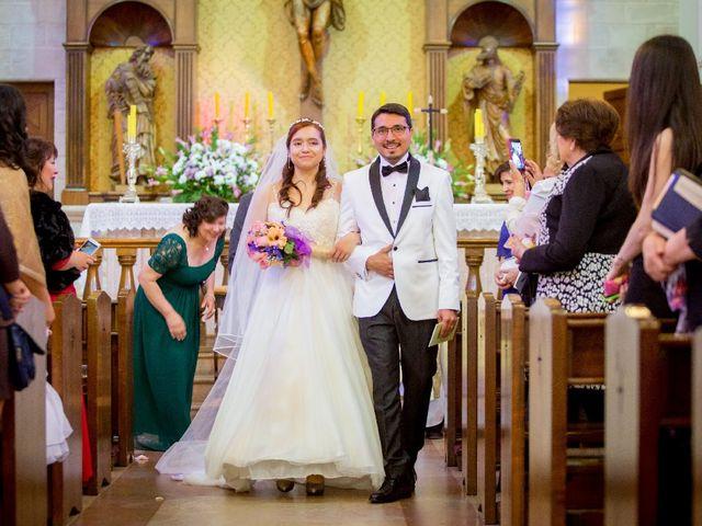 El matrimonio de Ernesto y Karen en Rancagua, Cachapoal 15