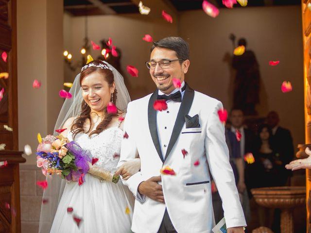 El matrimonio de Ernesto y Karen en Rancagua, Cachapoal 16