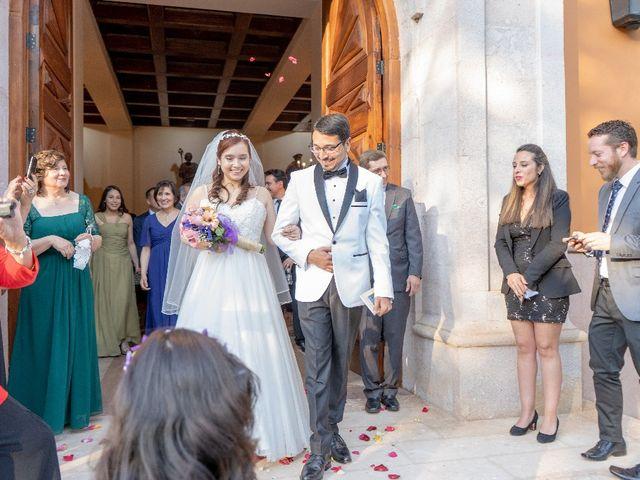 El matrimonio de Ernesto y Karen en Rancagua, Cachapoal 17