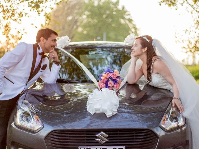 El matrimonio de Karen y Ernesto