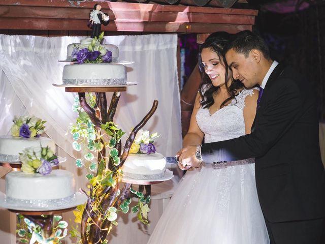 El matrimonio de María Patricia y César Alexis