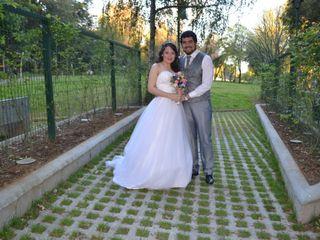 El matrimonio de Luz y Jordan