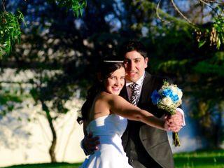 El matrimonio de Lorena  y Josué
