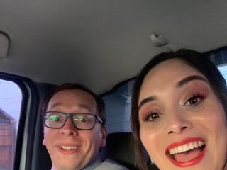 El matrimonio de Daniela  y Javier  2