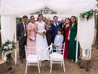 El matrimonio de Camila y Gonzalo 2