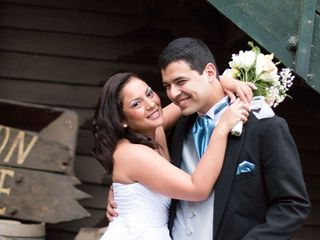 El matrimonio de Sara y Jorge