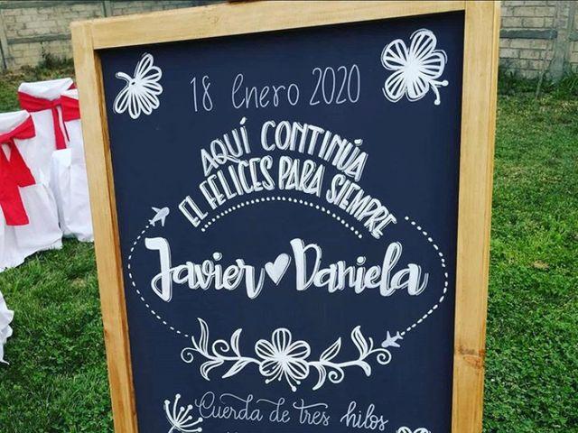 El matrimonio de Javier  y Daniela  en San Carlos, Ñuble 3
