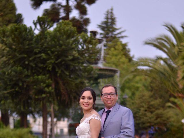 El matrimonio de Javier  y Daniela  en San Carlos, Ñuble 10