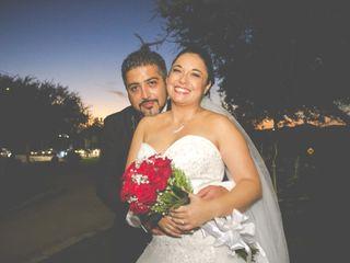 El matrimonio de Daniela y Cristopher