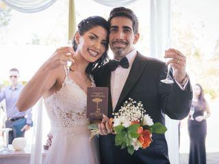 El matrimonio de Camila y Felipe 3
