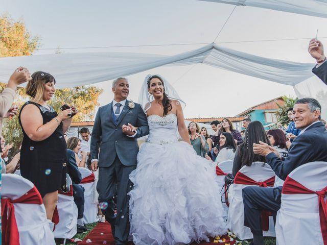 El matrimonio de Pia y Freddy