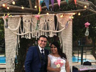 El matrimonio de Gerardo y Francisca 1