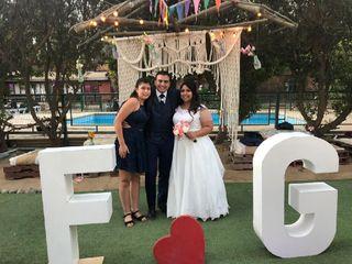 El matrimonio de Gerardo y Francisca