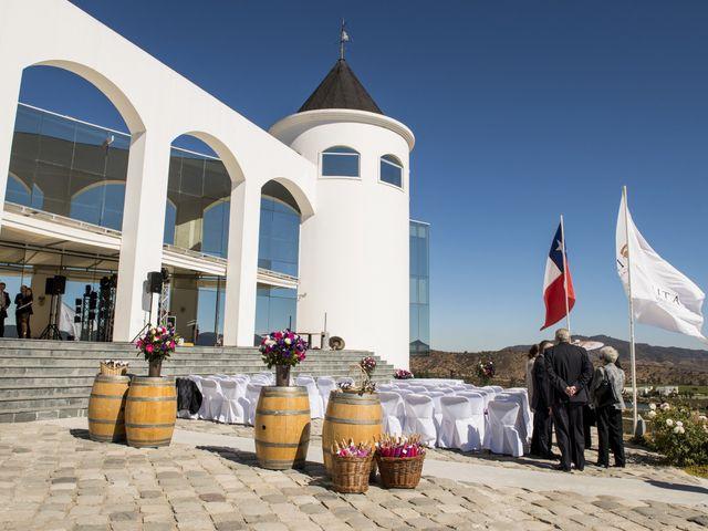 El matrimonio de Ricardo y Francisca en Casablanca, Valparaíso 3