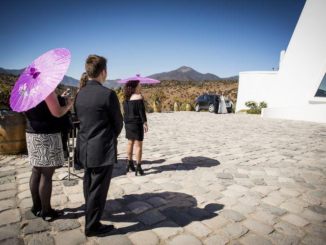 El matrimonio de Ricardo y Francisca en Casablanca, Valparaíso 4