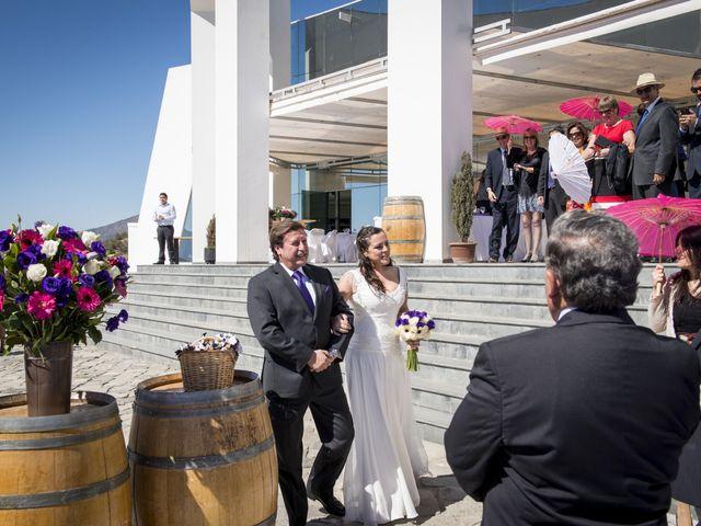 El matrimonio de Ricardo y Francisca en Casablanca, Valparaíso 6