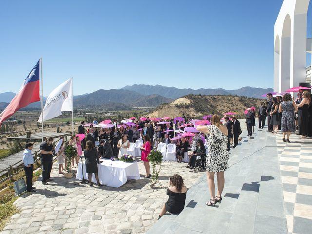 El matrimonio de Ricardo y Francisca en Casablanca, Valparaíso 8