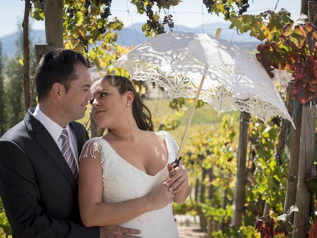 El matrimonio de Ricardo y Francisca en Casablanca, Valparaíso 12