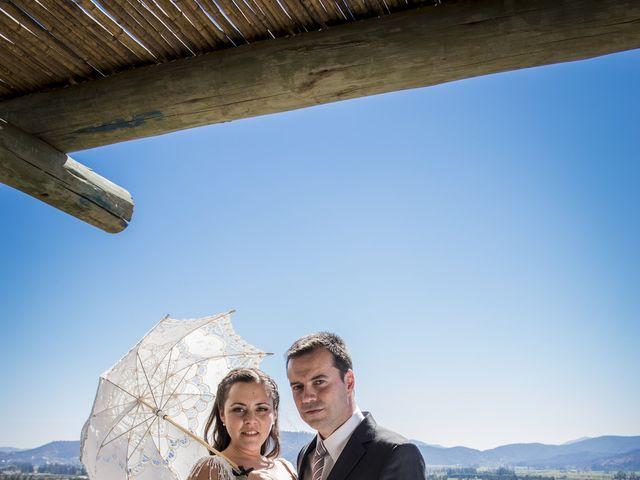 El matrimonio de Ricardo y Francisca en Casablanca, Valparaíso 13