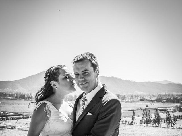El matrimonio de Ricardo y Francisca en Casablanca, Valparaíso 14