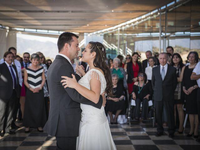 El matrimonio de Ricardo y Francisca en Casablanca, Valparaíso 20