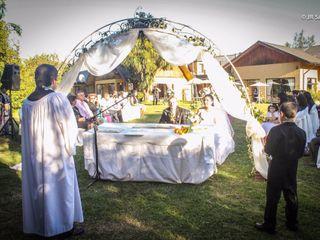 El matrimonio de José y Ruth 1