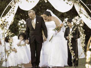 El matrimonio de José y Ruth 2
