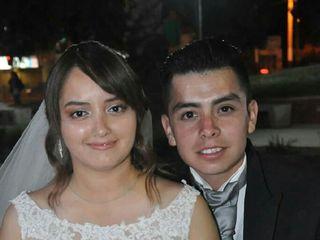 El matrimonio de Yaritza y Daniel 2