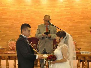 El matrimonio de Yaritza y Daniel 3