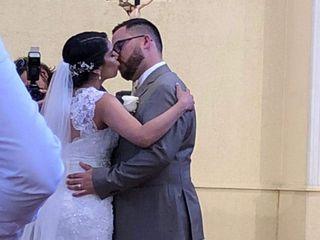 El matrimonio de Marian y Pietro 1
