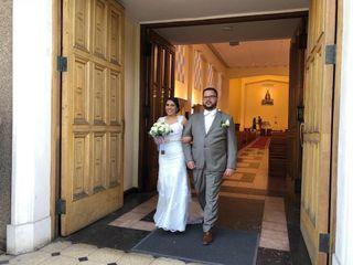 El matrimonio de Marian y Pietro