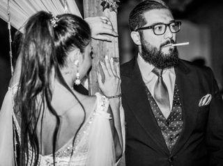 El matrimonio de Sabina y Guillermo
