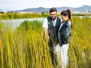 El matrimonio de Sabina y Guillermo 2
