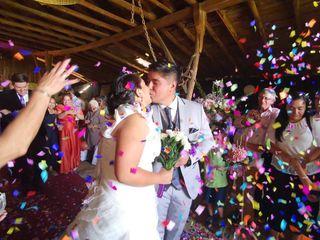 El matrimonio de Javier y Betty 1