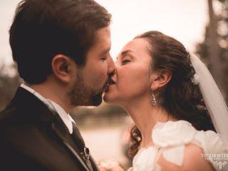 El matrimonio de Paula y Francisco