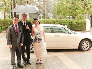 El matrimonio de Jessica y Fabián 1