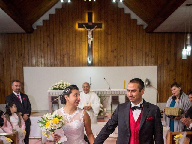 El matrimonio de Gonzalo y Angie en Talcahuano, Concepción 11