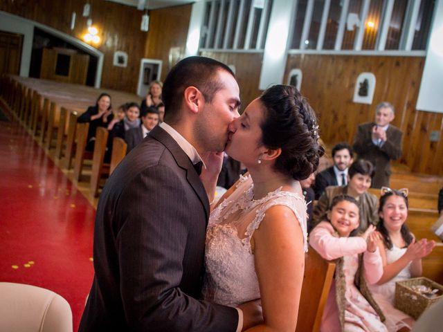 El matrimonio de Gonzalo y Angie en Talcahuano, Concepción 10