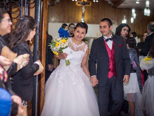 El matrimonio de Gonzalo y Angie en Talcahuano, Concepción 13