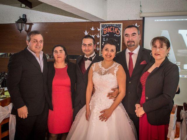 El matrimonio de Gonzalo y Angie en Talcahuano, Concepción 36