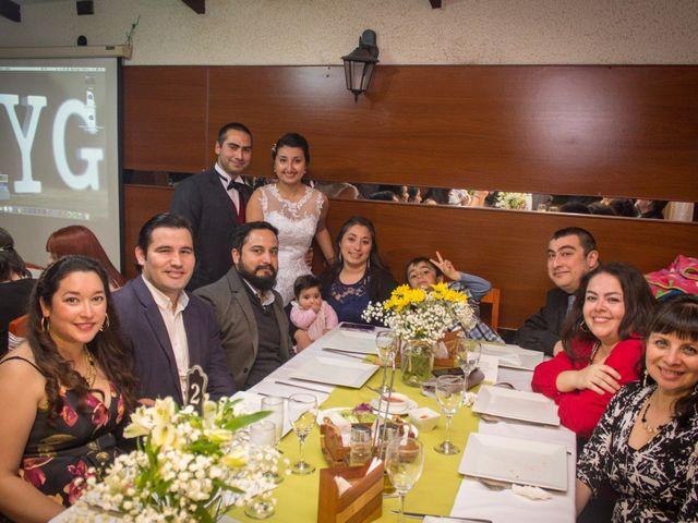 El matrimonio de Gonzalo y Angie en Talcahuano, Concepción 33