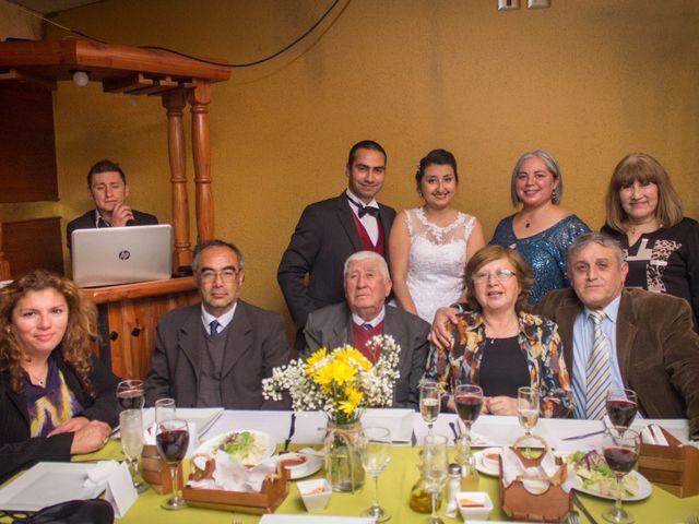El matrimonio de Gonzalo y Angie en Talcahuano, Concepción 35