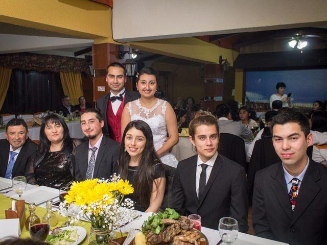 El matrimonio de Gonzalo y Angie en Talcahuano, Concepción 34