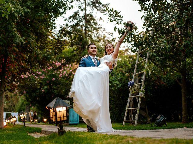 El matrimonio de Andrea y Claudio