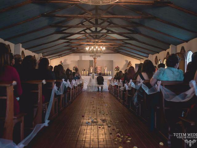 El matrimonio de Francisco y Paula en Talagante, Talagante 12
