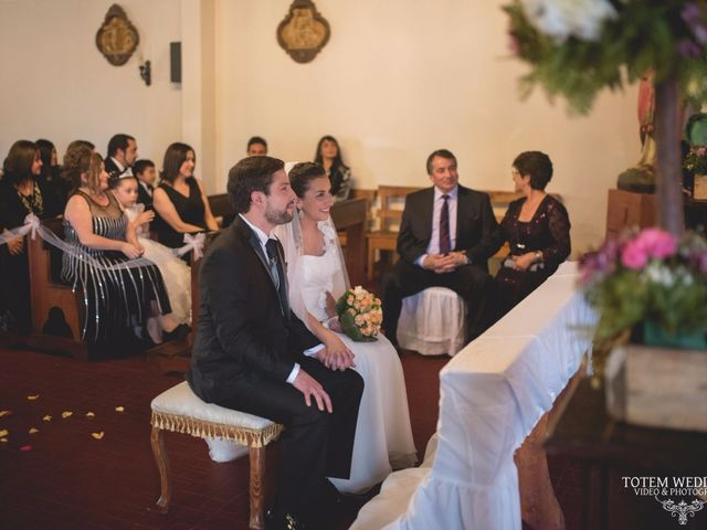 El matrimonio de Francisco y Paula en Talagante, Talagante 13