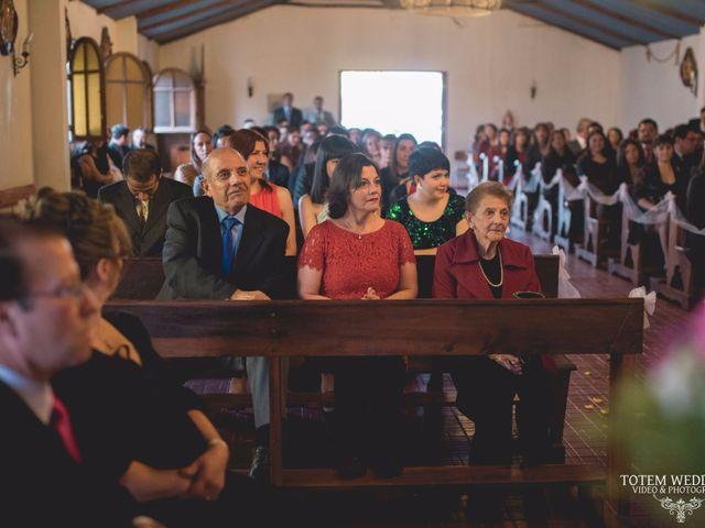 El matrimonio de Francisco y Paula en Talagante, Talagante 14